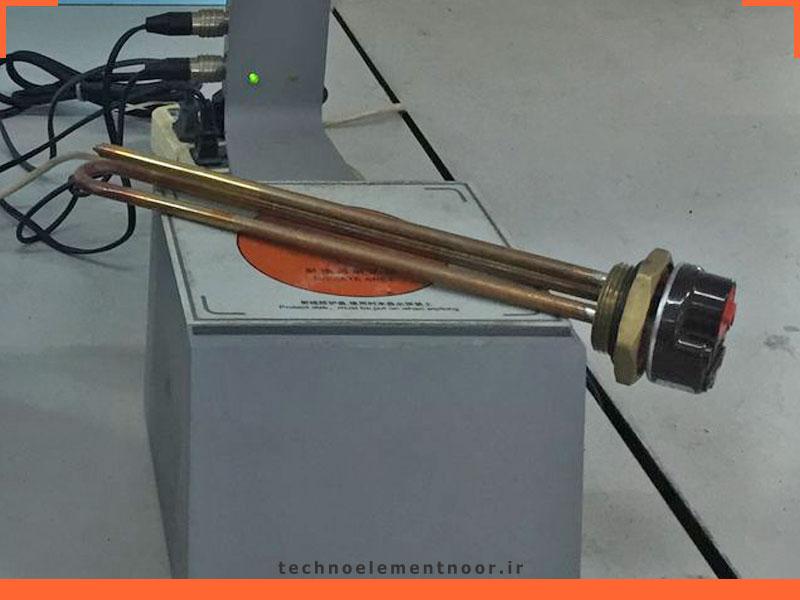 المنت آبگرمکن برقی چیست